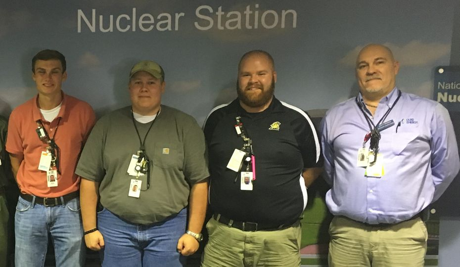 Community colleges offer unique nuclear career paths
