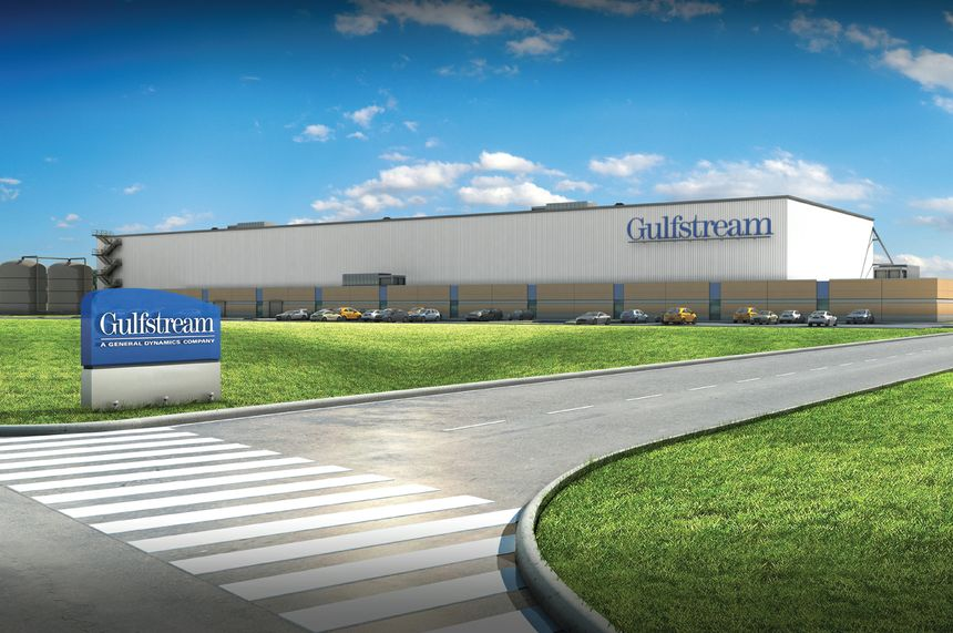 Gulfstream Brunswick Maintenance Expansion