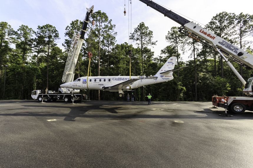 Gulfstream G100 Donation