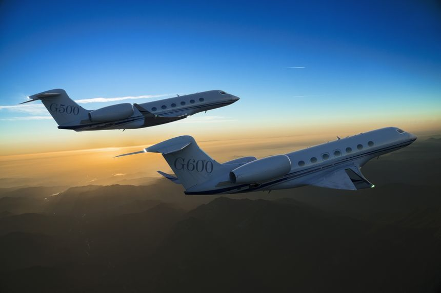 G500 and G600