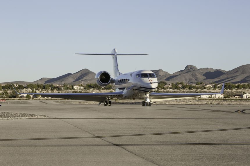 The G500 Makes Vegas Debut