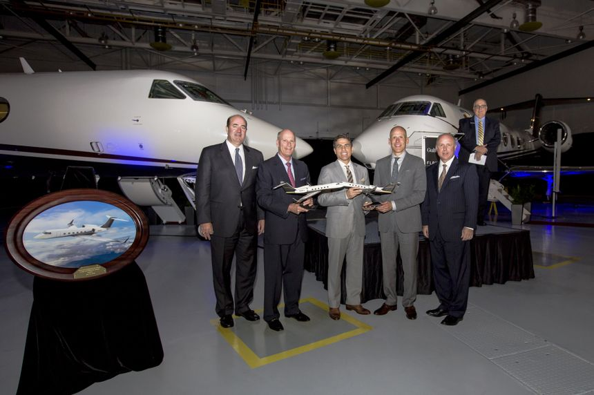 Gulfstream Delivers Two G450 Aircraft To Flexjet