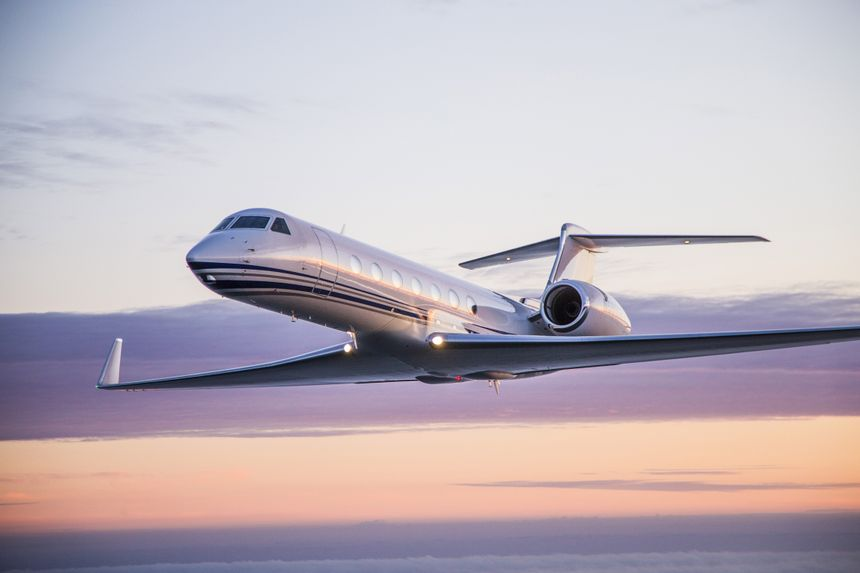 Gulfstream Announces Government Order From Polish Ministry Of National Defense