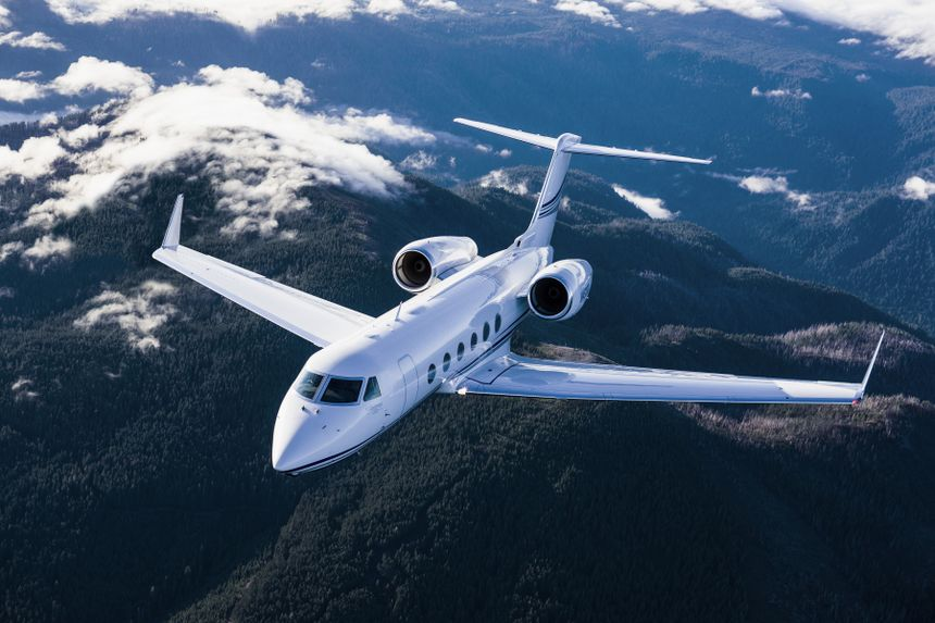 Gulfstream G450 Production To End