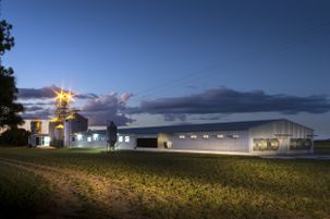 AGCO Future Farm Grain and Poultry Learning Centre
