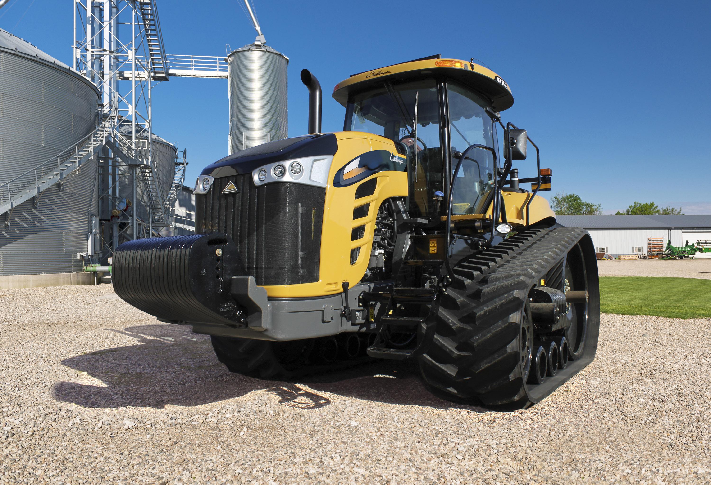 Challenger Releases MT700E Series Track Tractors | AGCO