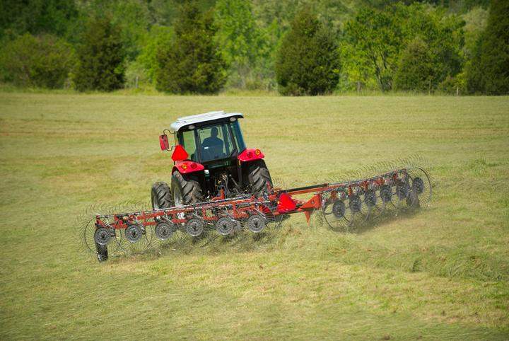 Raking Tips for Superior Hay Quality | AGCO