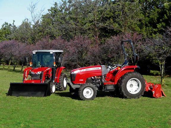 Massey Ferguson Introduces 1700 Series Compact Tractors | AGCO
