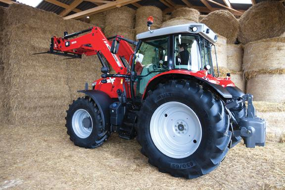 Massey Ferguson Introduces 6600 Series Mid-Range Tractors | AGCO