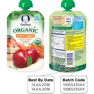 Organic Pouch 1
