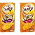 All Goldfish Mac and Cheese Flavors