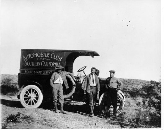 Map Survey Truck, circa 1910