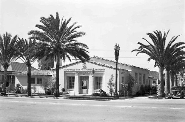 Auto club 39 s long beach branch celebrates centennial aaa for Aaa motor club locations