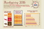 Thanksgiving travel graphic