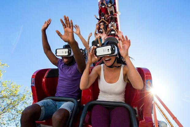 The New Revolution - Virtual Reality Coaster 6