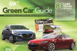 2016 Green Car Guide winners