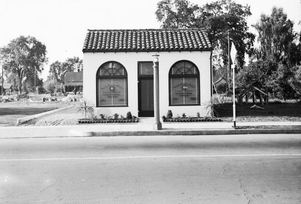 VISALIA DISTRICT OFFICE, 1936
