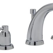 Perrin & Rowe® Transitional 3-Hole Modified C-Spout Lavatory Faucet