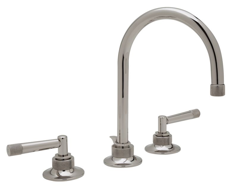 Michael Berman Graceline Lavatory Faucet with Metal Lever Handles