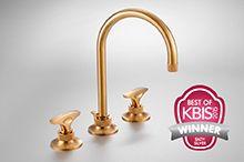 ROHL Michael Berman Graceline™ Lavatory Faucet Wins Best of KBIS