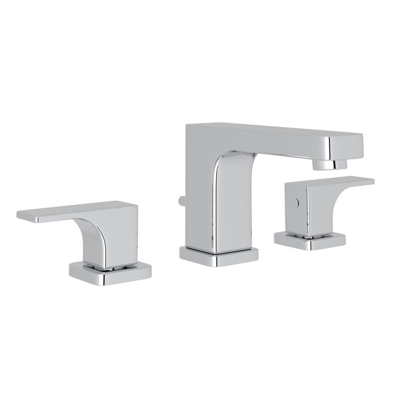 ROHL Quartile Widespred Lavatory Faucet_CU102LAPC