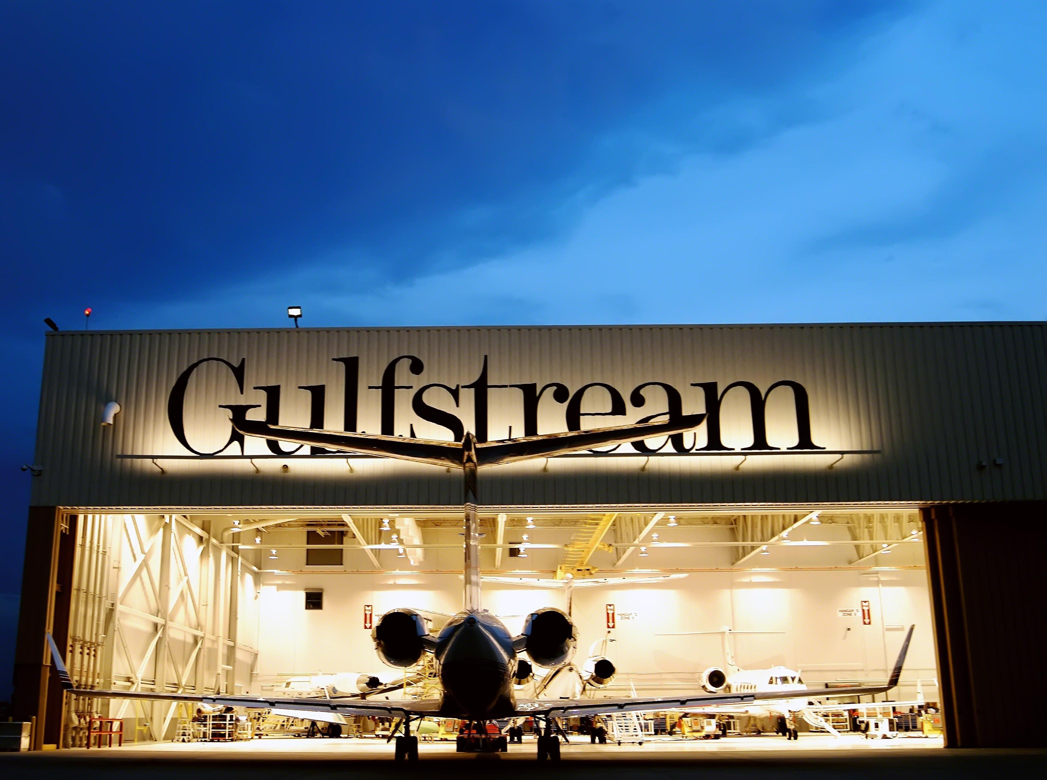 Gulfstream News File