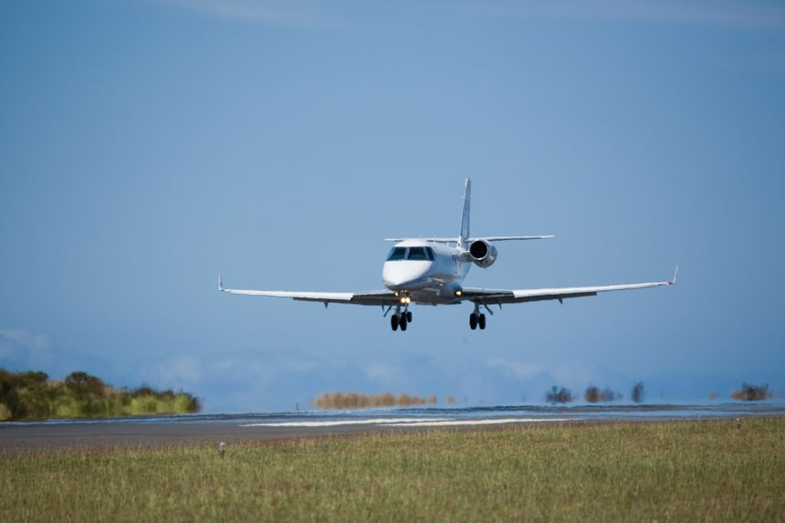 Gulfstream G150 Aerial 1