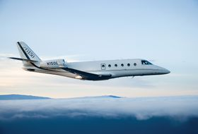 Gulfstream G150 Aerial 2