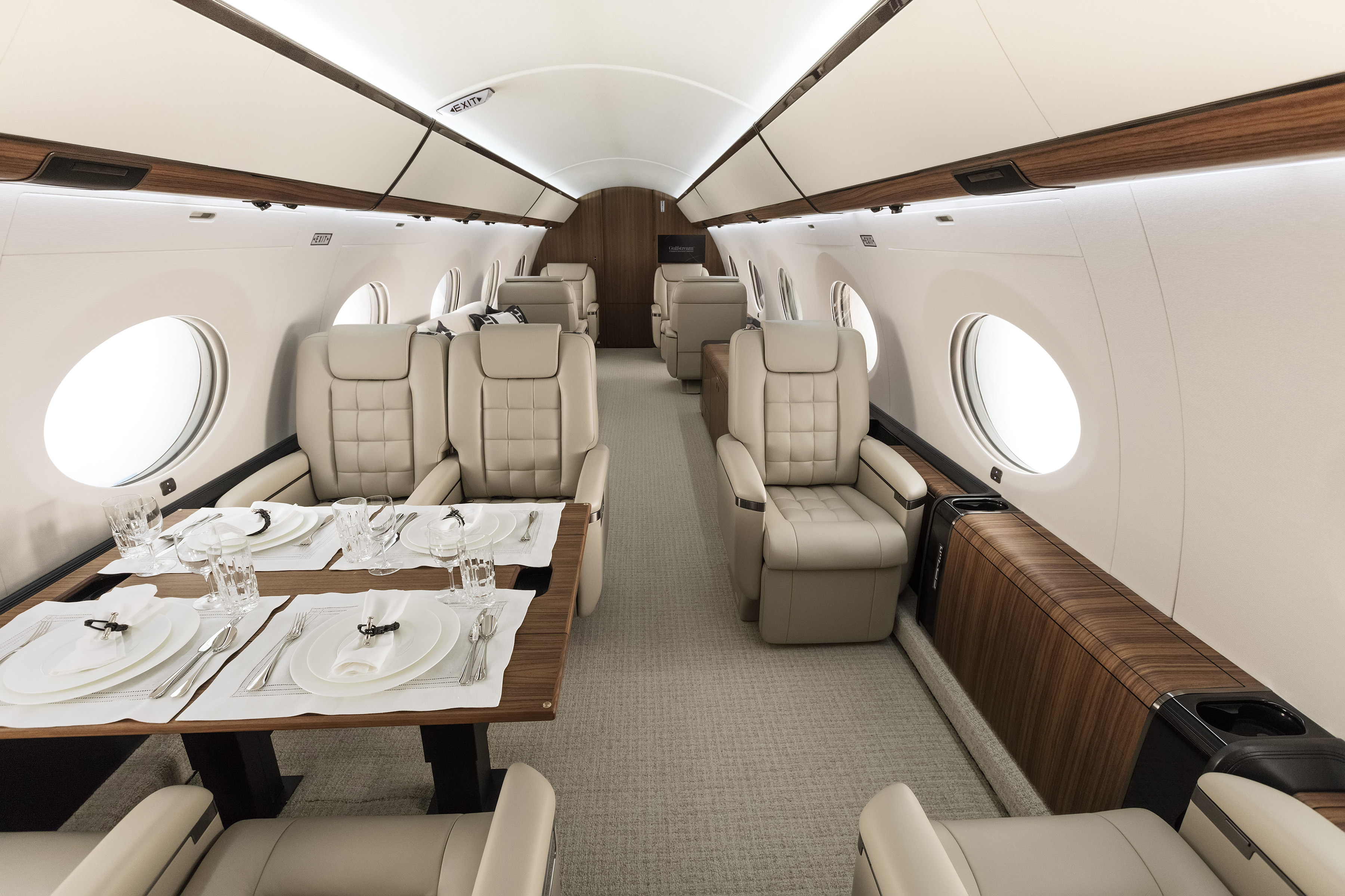 Gulfstream g650 interior images for Interior images