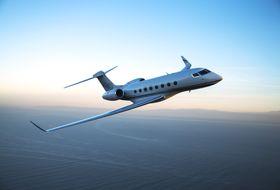 G650ER Aerial