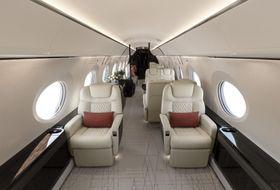 G600 Interior