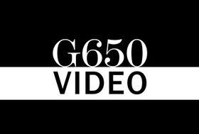 G650 Video