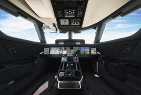 G600 Symmetry Flight Deck
