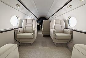 G550 Interior