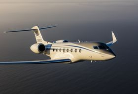 G650 Aerial