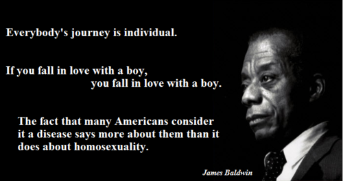 James Baldwin Quotes