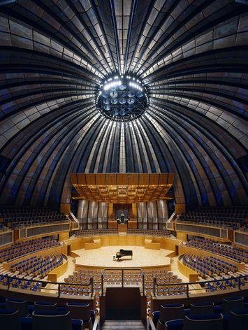 Dusseldorf Concert Hall