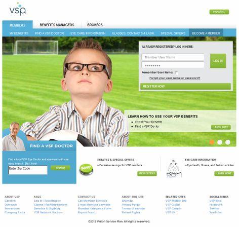 VSP Website