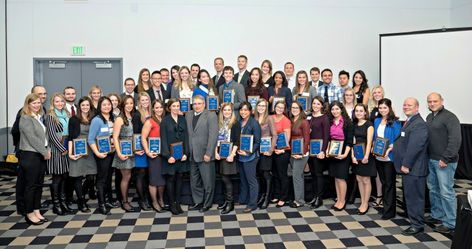 2014 Practice Excellence Scholarship Recipients