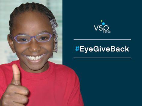 #EyeGiveBack