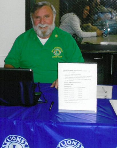 Lions Clubs Mike S District 1A