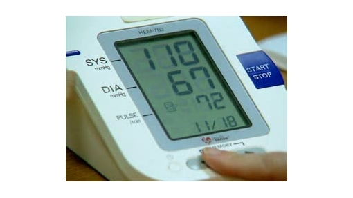High Blood pressure WMV