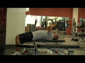 Resistence training at gym WMV