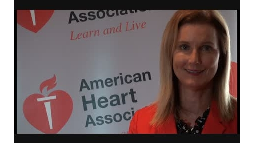 Dr. Donna Arnett talks about AHA goals