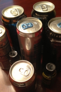 Energy Drinks - variety 2
