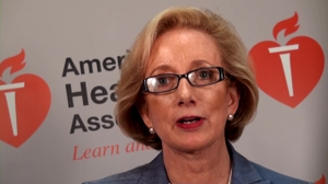Mariell Jessup MD on goals as AHA president