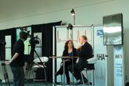 ISC 14 Concourse interviews