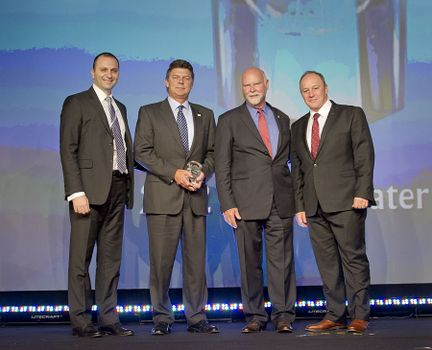 CH2M HILL Named Water Company of the Year
