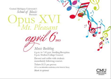 Opus 2013 information