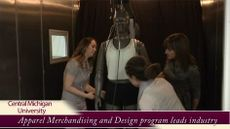 CMU's Apparel Merchandising and Design program